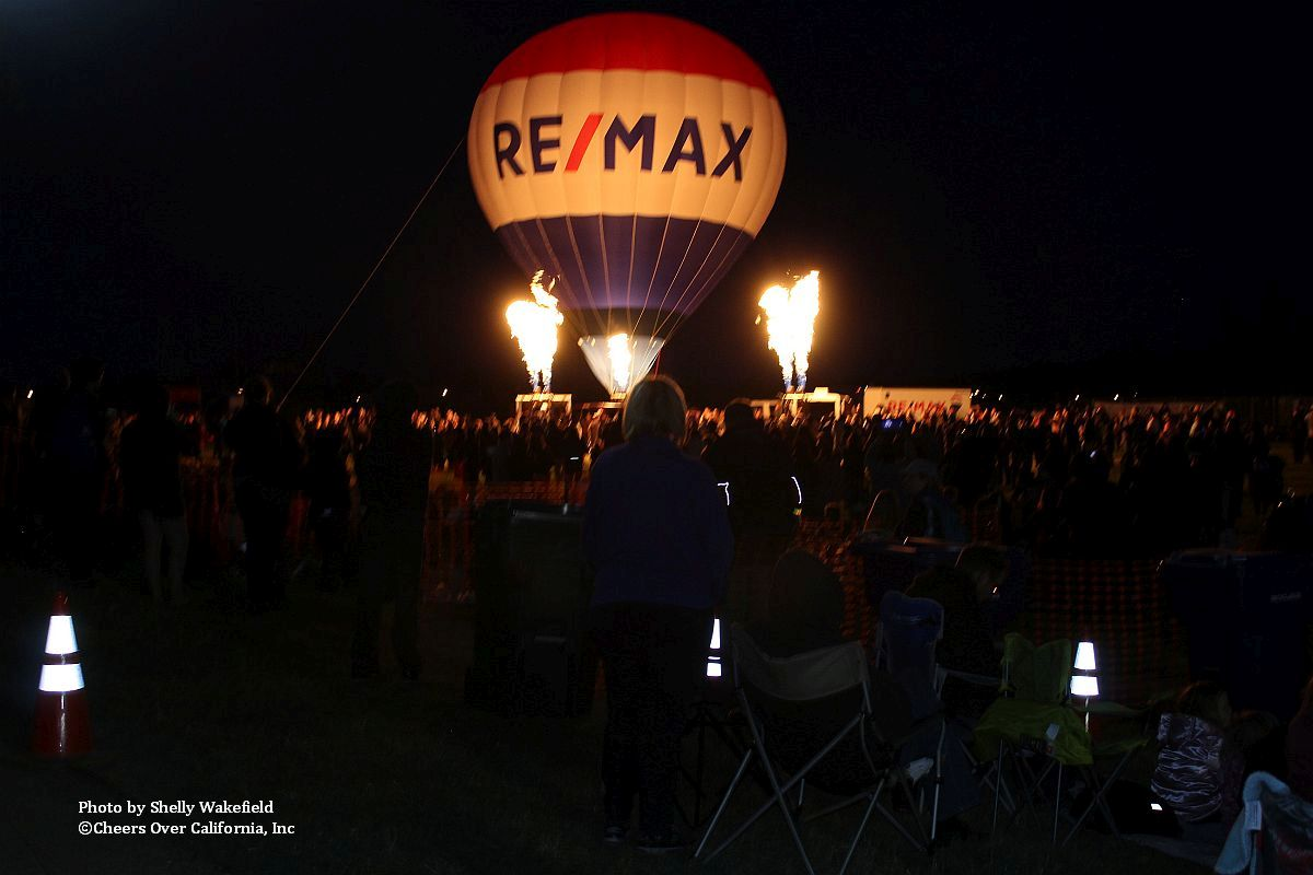 Cheers Aerial Media - Hot Air Balloon Corporate Advertising