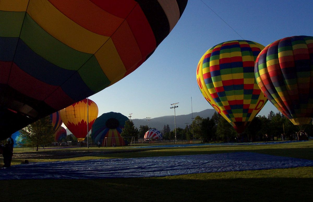 More Balloons in Grants Pass